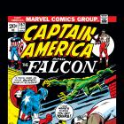 Captain America (1968) #157 Cover
