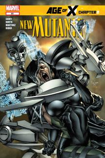 New Mutants (2009) #22