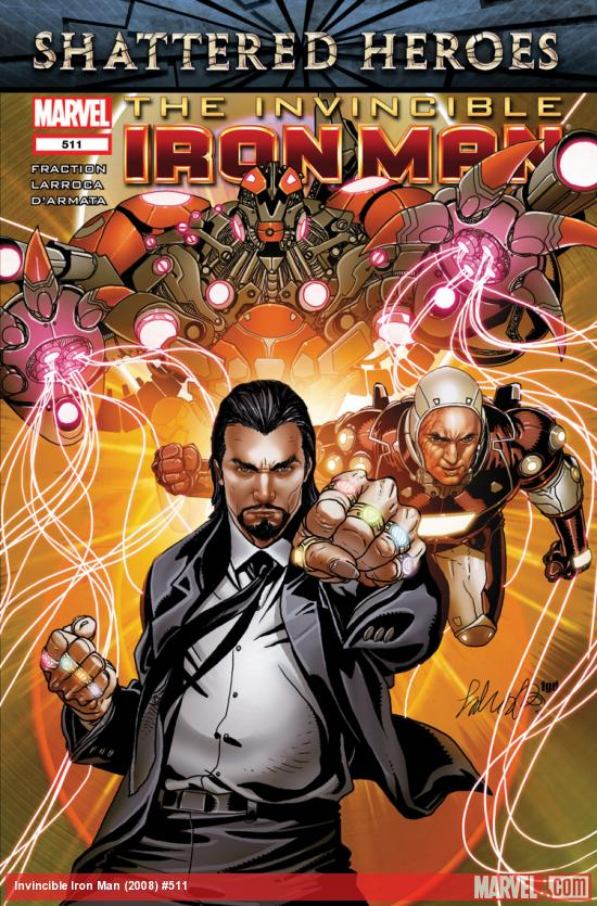Invincible Iron Man (2008) #511