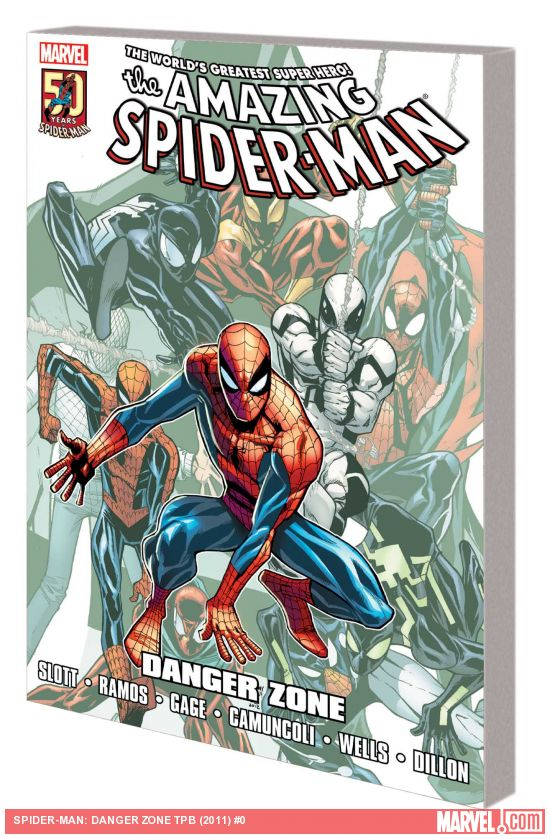 SPIDER-MAN: DANGER ZONE TPB (COMBO)