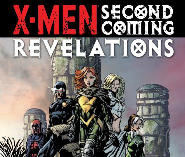 X-MEN: SECOND COMING - REVELATIONS (HARDCOVER) cover art