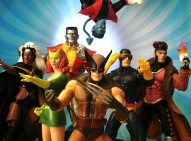 Get in on the Marvel Select Photo Contest!