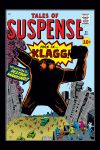 Tales of Suspense (1959) #21 Cover