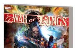 War of Kings (Trade Paperback)