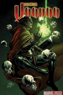 Doctor Voodoo: The Origin of Jericho Drumm One-Shot #1