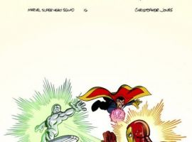 Mighty Avengers (2007) #30 (SHS VARIANT)