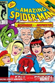 Amazing Spider-Man #274