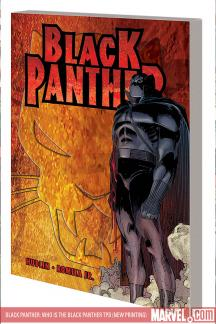 Black Panther: Who Is the Black Panther (New Printing) (Trade Paperback)
