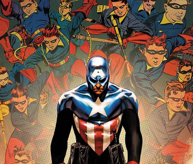 CAPTAIN AMERICA #50