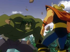 Hulk Vs Thor Screen Capture 10
