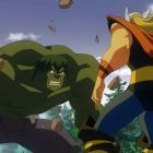 Exclusive Images from Hulk Vs
