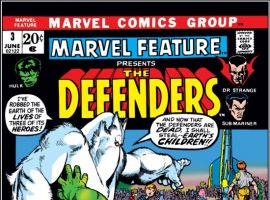 Marvel Feature #3
