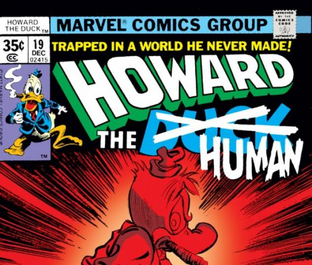 Howard the Duck #19