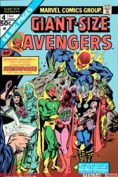 Giant-Size Avengers #4 