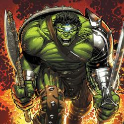 HULK CHRONICLES: WWH #1