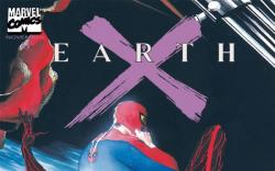 EARTH X #8 COVER