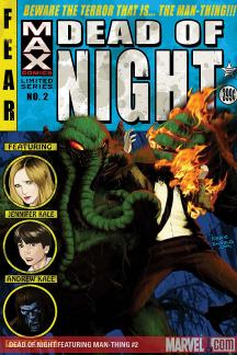 Dead of Night Featuring Man-Thing (2008) #2