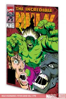Hulk Visionaries: Peter David Vol. 5 (Trade Paperback)