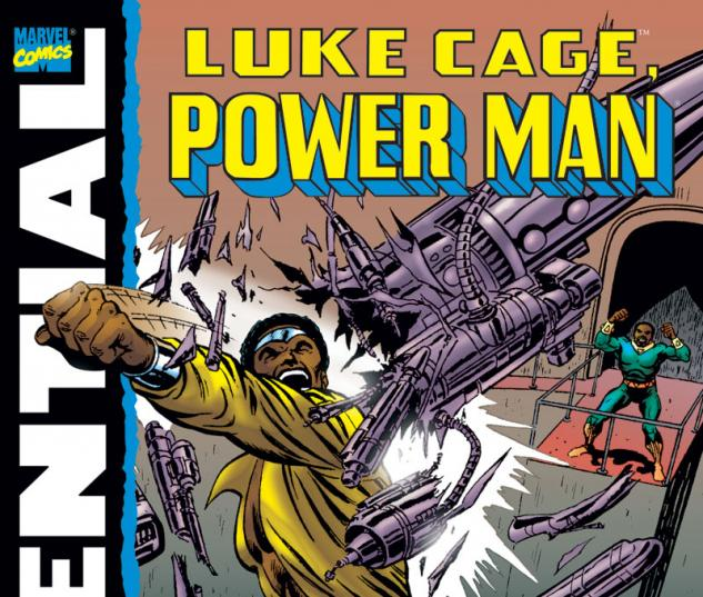 ESSENTIAL LUKE CAGE POWER MAN VOL. 2 #0