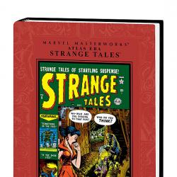 MARVEL MASTERWORKS: ATLAS ERA STRANGE TALES VOL. 1 #0