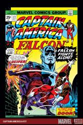 Captain America #177 