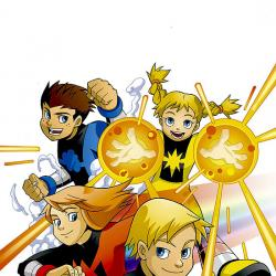 POWER PACK (2007) #1 COVER
