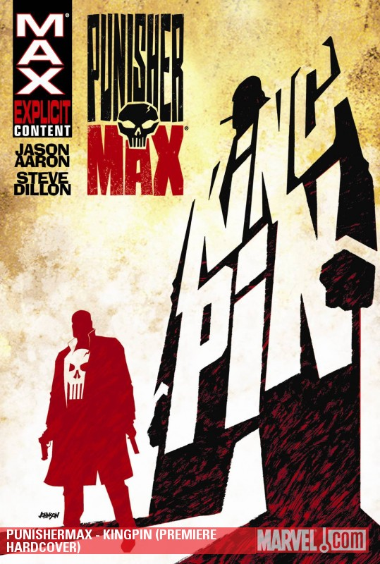 Punishermax - Kingpin (Hardcover)