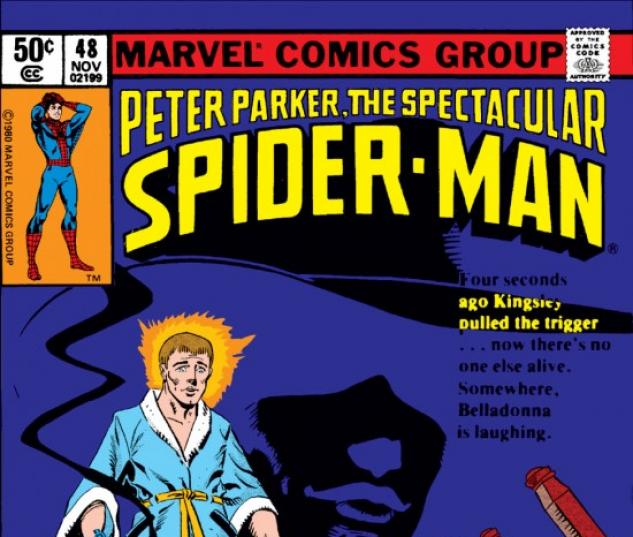 Peter Parker, The Spectacular Spider-Man #48