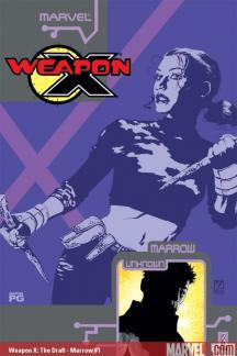 Weapon X: The Draft - Marrow (2002) #1