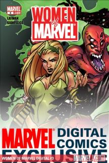 WOMEN OF MARVEL DIGITAL #3