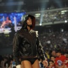 Cody Rhodes walks the aisle at WrestleMania XXVII