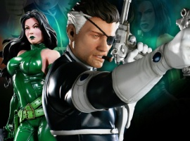 New From Sideshow: Nick Fury and Madame Hydra