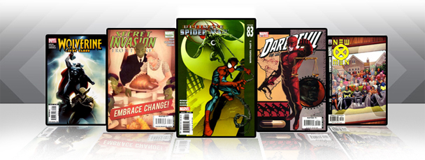 Digital Comics Update 6/29/11