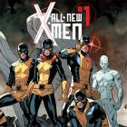 Sneak Peek: All-New X-Men #1
