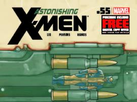 ASTONISHING X-MEN 55 (WITH DIGITAL CODE)
