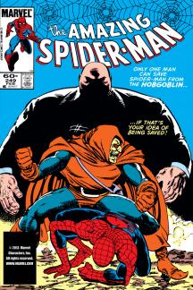 Amazing Spider-Man (1963) #249