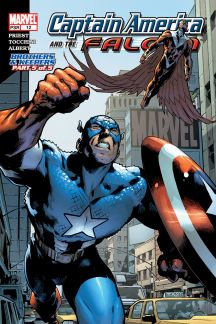 Captain America & the Falcon #12