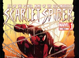 Scarlet Spider (2011) #12.1 Cover