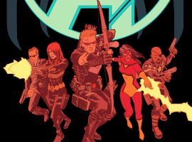 NYCC 2013: All-New Marvel NOW! Secret Avengers