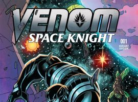 VENOM: SPACE KNIGHT 1 LIM VARIANT (WITH DIGITAL CODE)