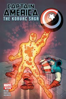 Captain America & the Korvac Saga #3