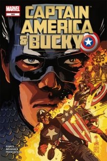 Captain America and... #625