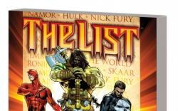 The List (Trade Paperback)
