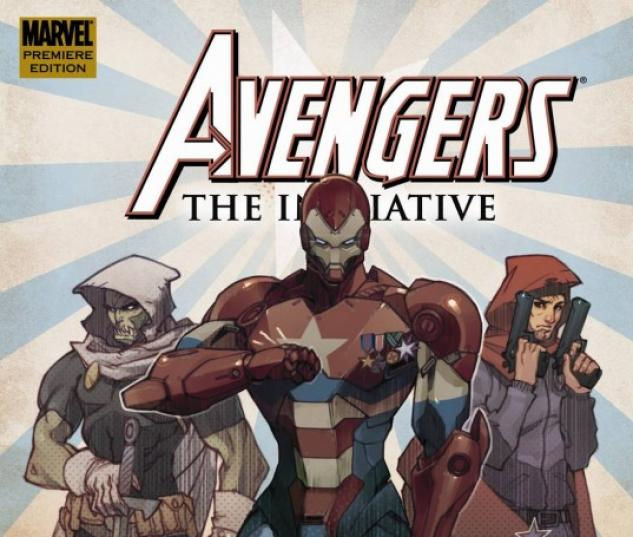 Avengers: The Initiative - Dreams and Nightmares (Hardcover)
