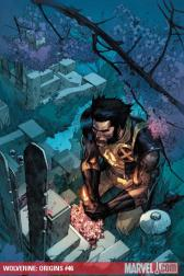 Wolverine Origins #46 