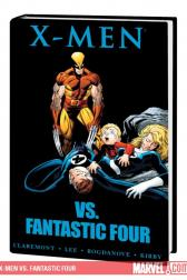 X-Men Vs. Fantastic Four (Hardcover)