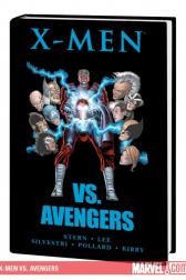 X-Men Vs. Avengers (Hardcover)