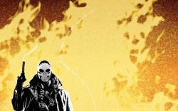 PUNISHER NOIR #1 (CALERO VARIANT)