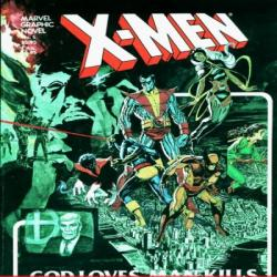 X-Men: God Loves, Man Kills - Special Edition