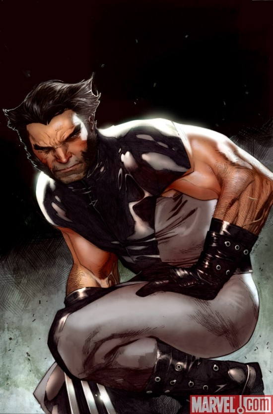 WOLVERINE: WEAPON X #1 variant cover by Olivier Coipel